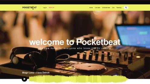 Pocketbeat layout 2