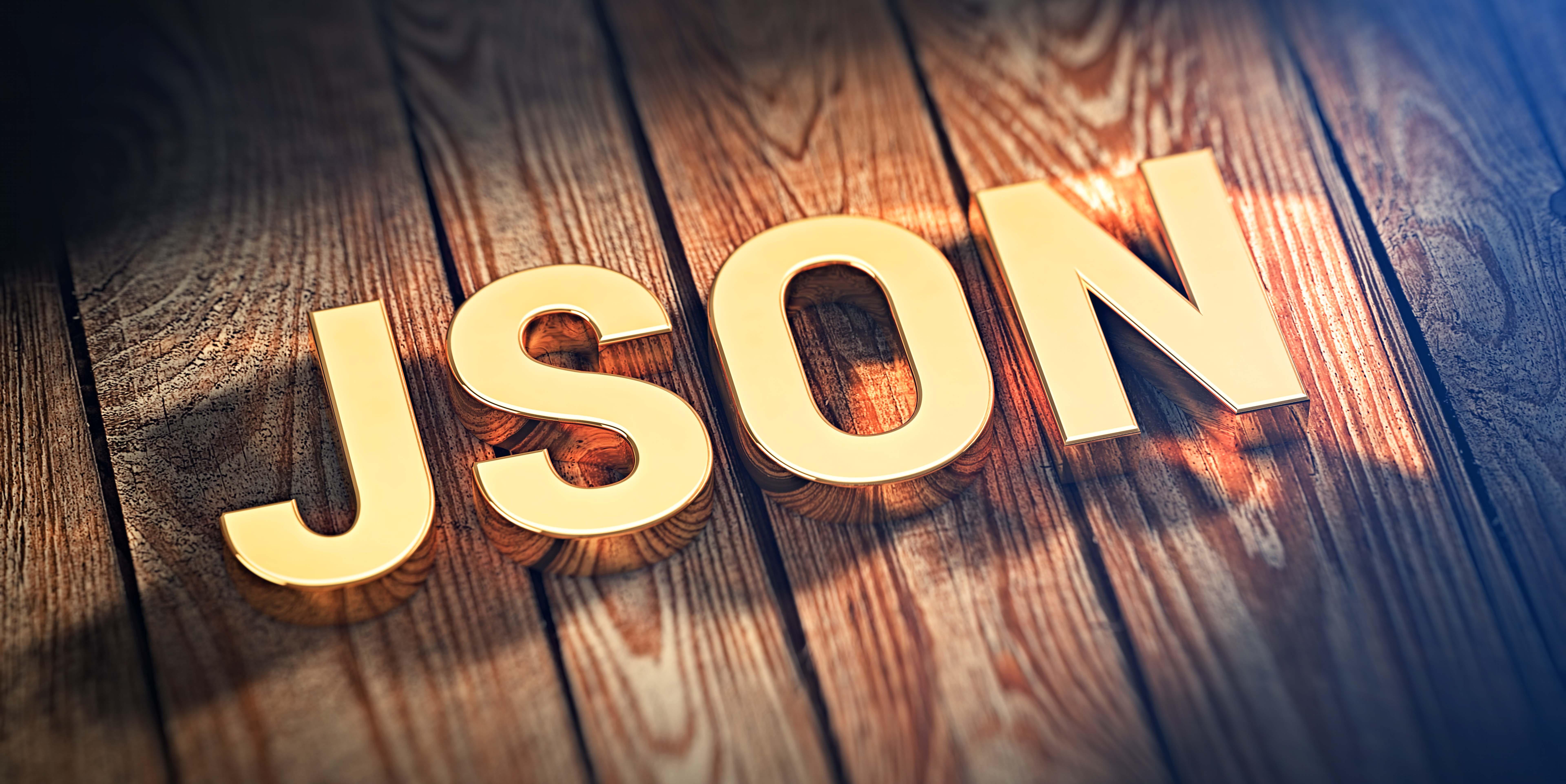 json blog