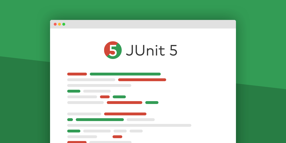 JUnit 5 – a New Java Unit Testing Method | PGS Software