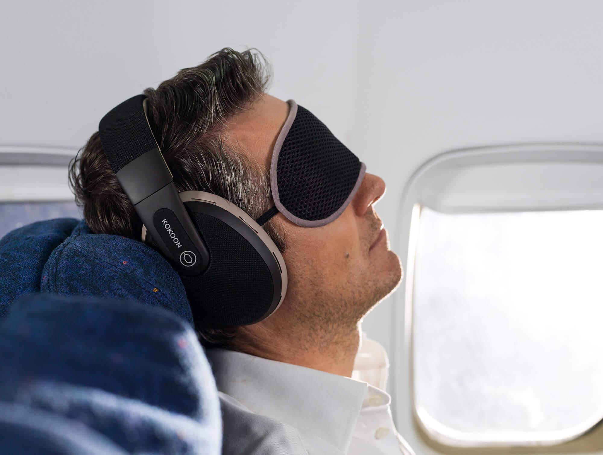 The mobile app & EEG headphones that lull you to sleep – PGS Software