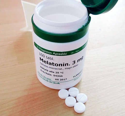Trouble sleeping? Melatonin will do the trick.