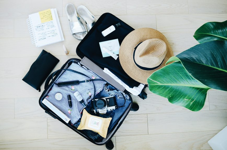 How to pack your suitcase for re:Invent