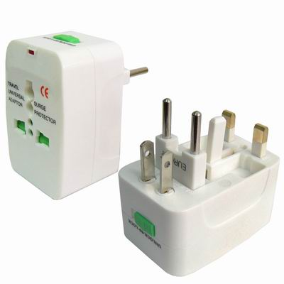 Are you from Europe? Definitely bring a travel adapter.