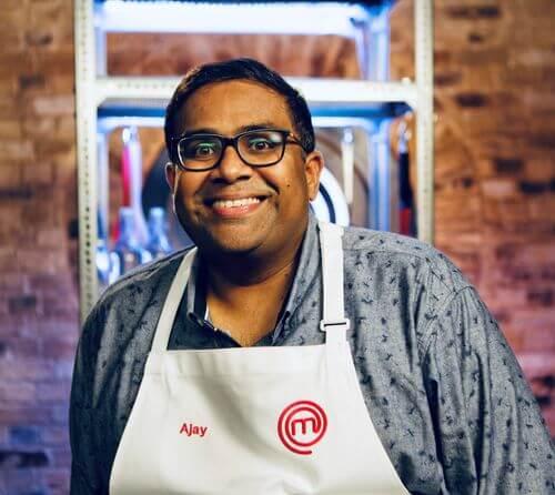 Ajay John, MasterChef UK