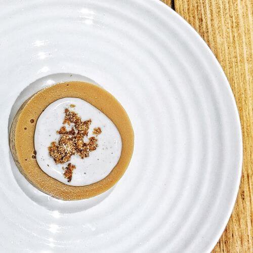 Gold Dessert