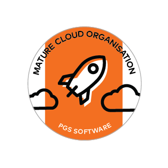 Mature Cloud Organisation PGS Software