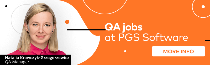 Check QA jobs at PGS Software
