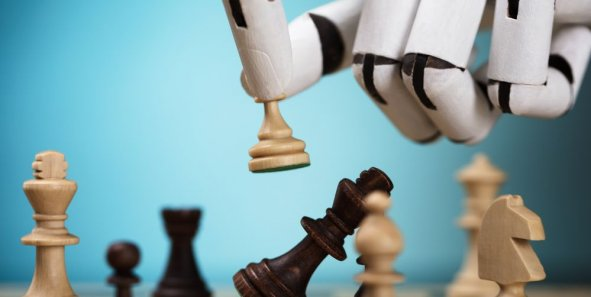 Man vs Machine, A History. Part 1 – The Only Winning Move?