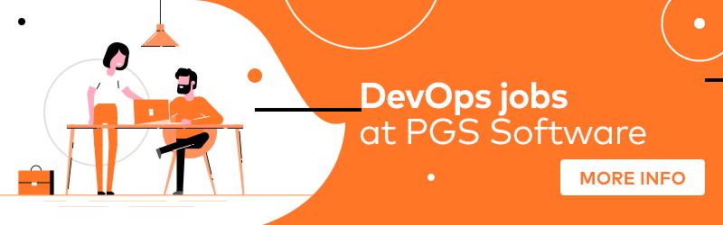 DevOps jobs at PGS Software