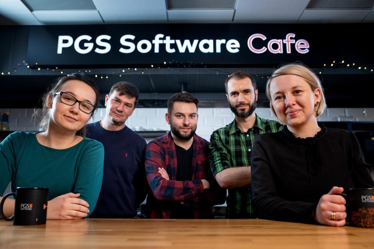 PGS Software office - Wroclavia