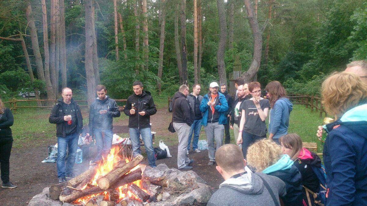 Team building in PGS Software